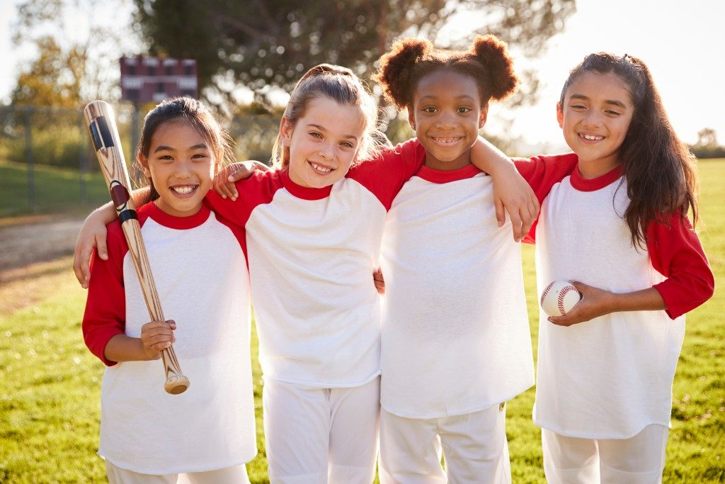 Make Your Kid Interested in Sports